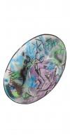 Vivienne Morgan Millinery Graffiti Upturn Brim Hat