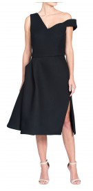 Toni Maticevski Sleeveless Asymmetric Dress