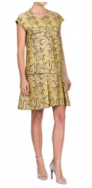Stella Mccartney Python Print Mini