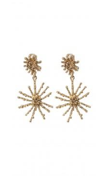 Oscar De la Renta Celestial Style Drop Earring