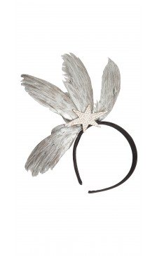 Vivienne Morgan Millinery Bird Wings Headband