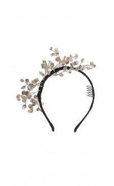 Vivienne Morgan Millinery Crystal Headband