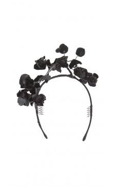 Vivienne Morgan Millinery Vintage Velvet Headband