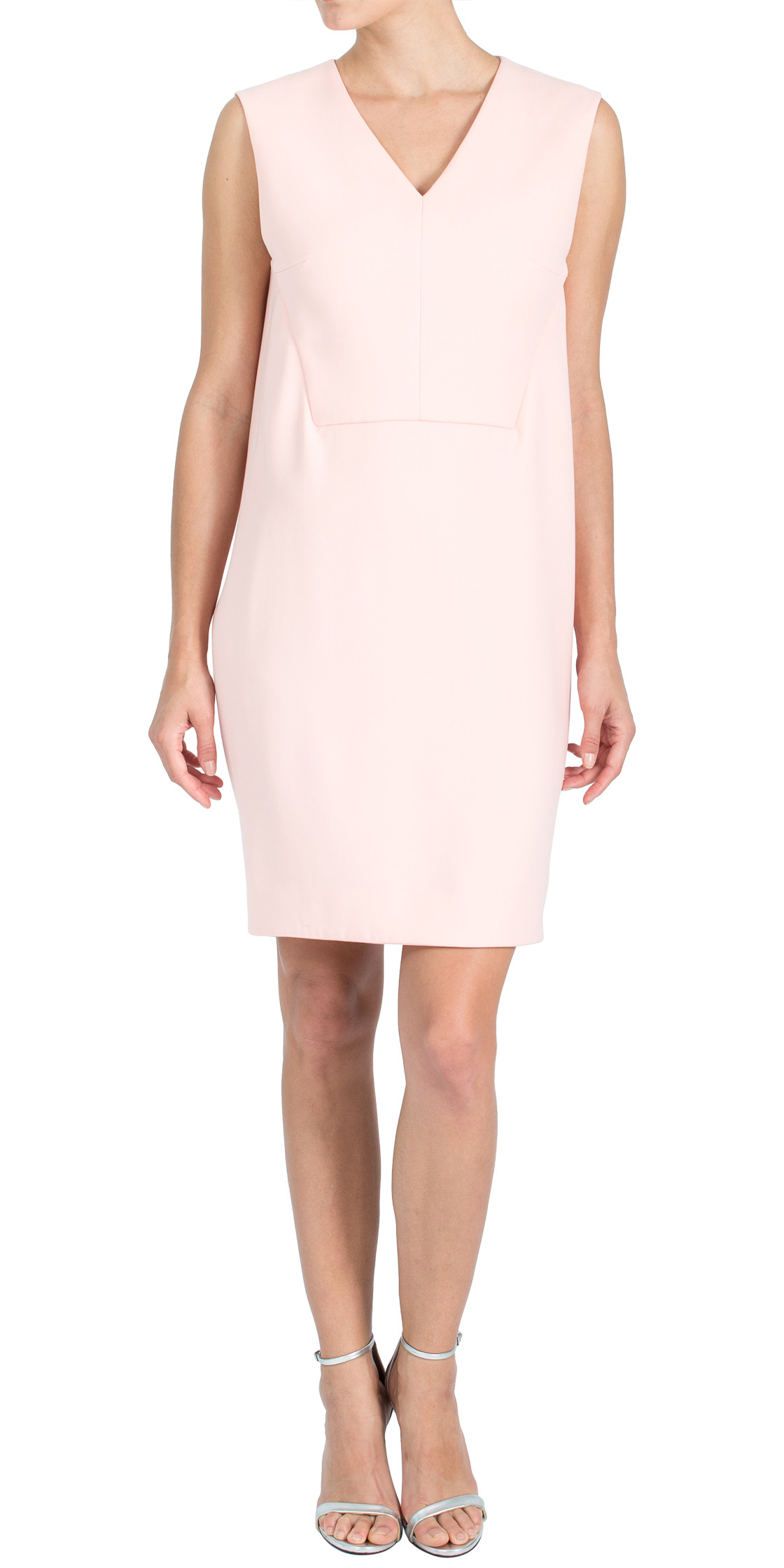 Balenciaga Sleeveless Pencil Dress
