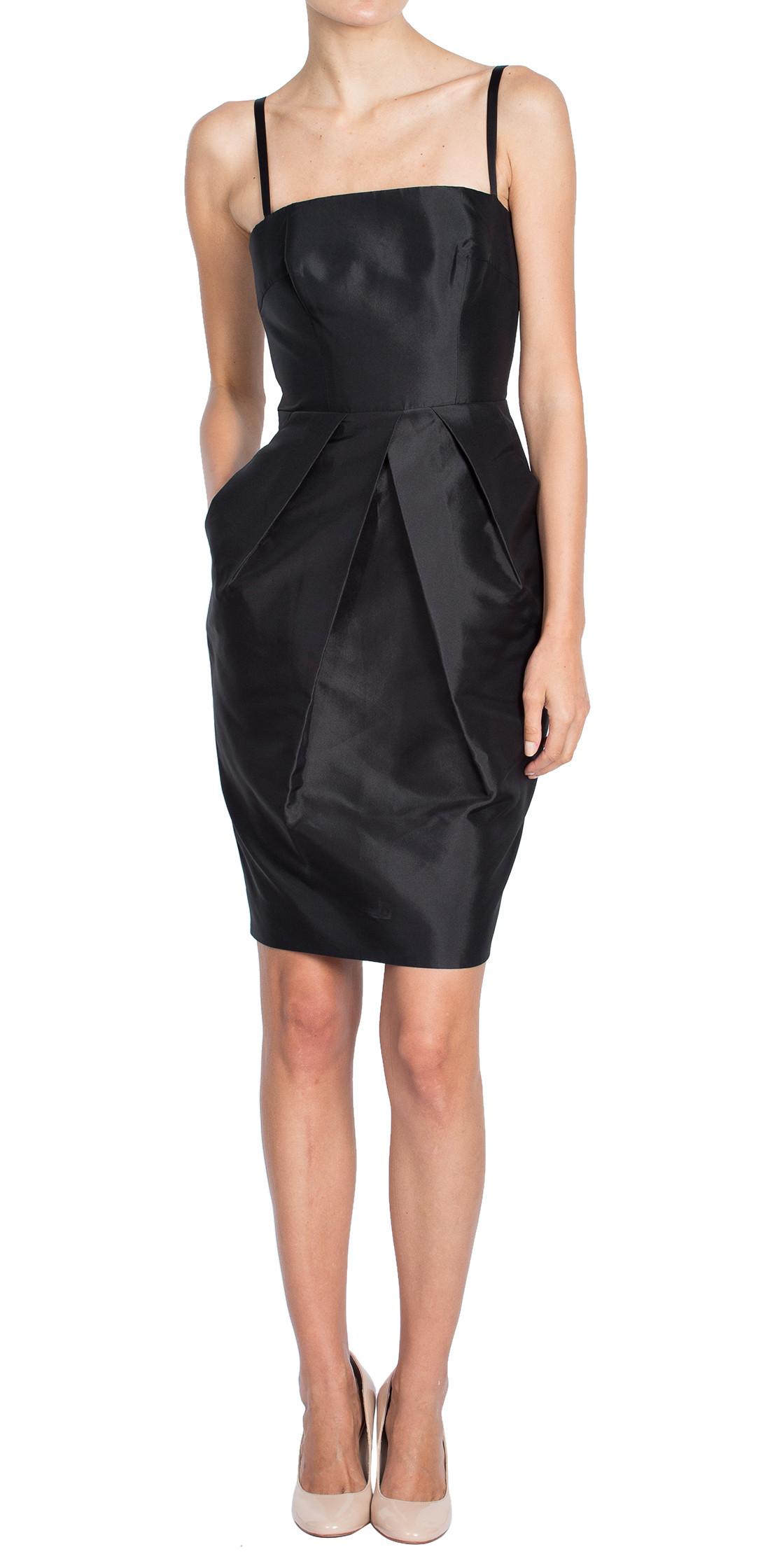 Dolce & Gabbana Silk Pencil Dress