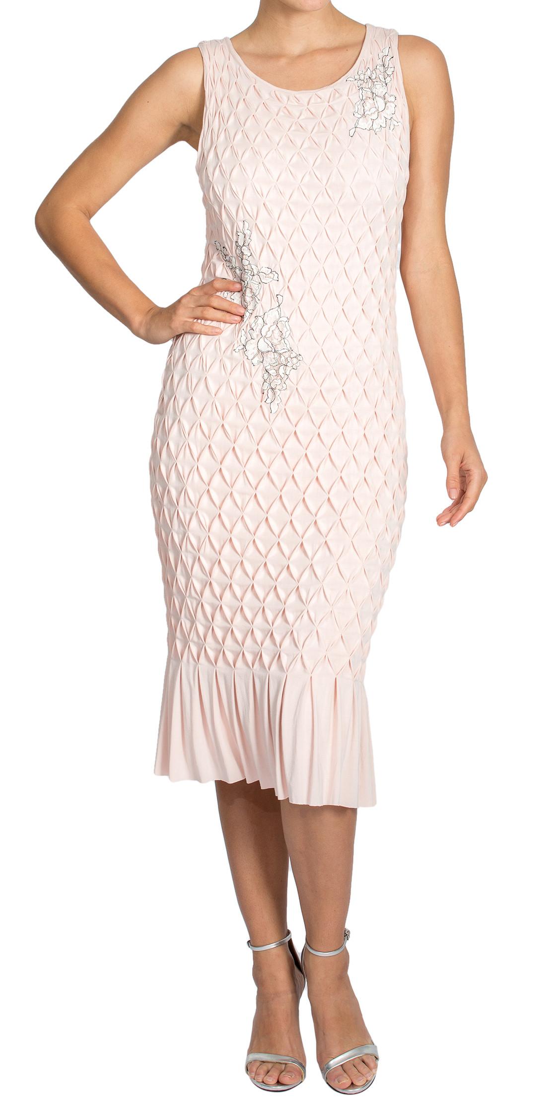 Huishan Zhang Ruched Jersey Dress