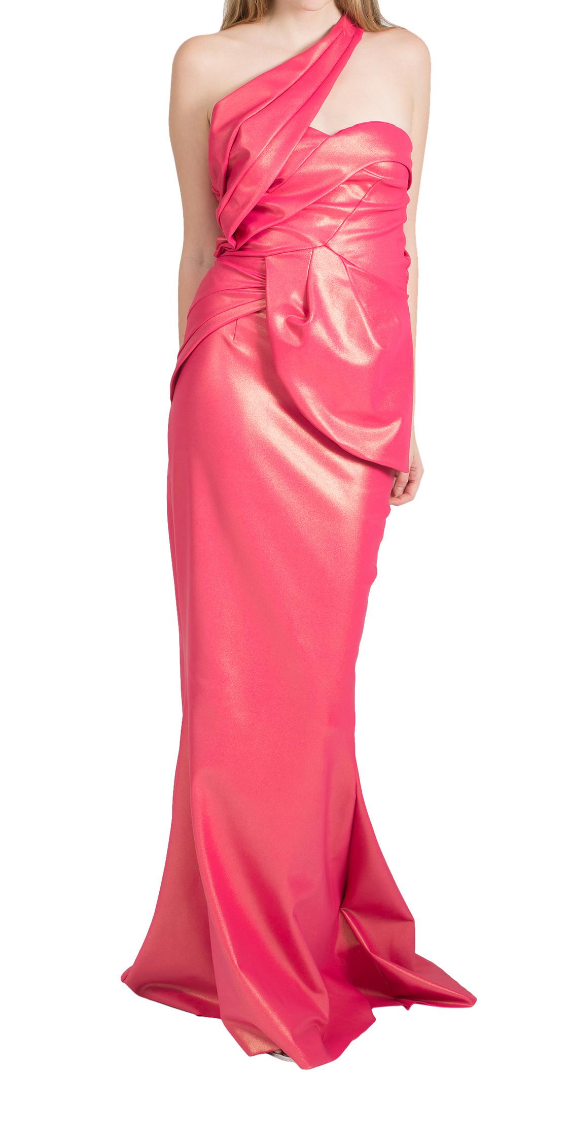 La Petite Robe di Chiara Boni Asymmetric  Mermaid Dress