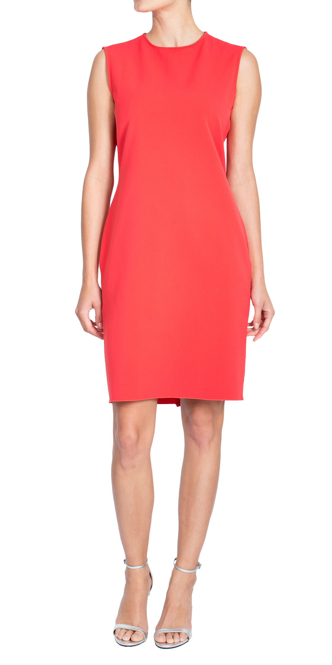 Lanvin Sleeveless Pencil Dress