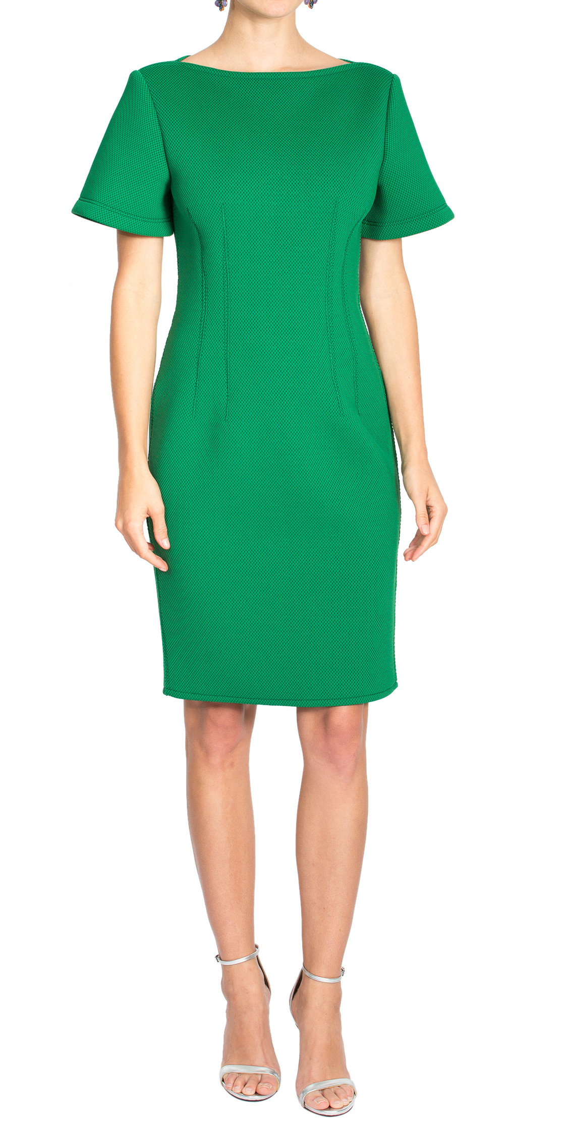 Lanvin Pencil Mini Dress