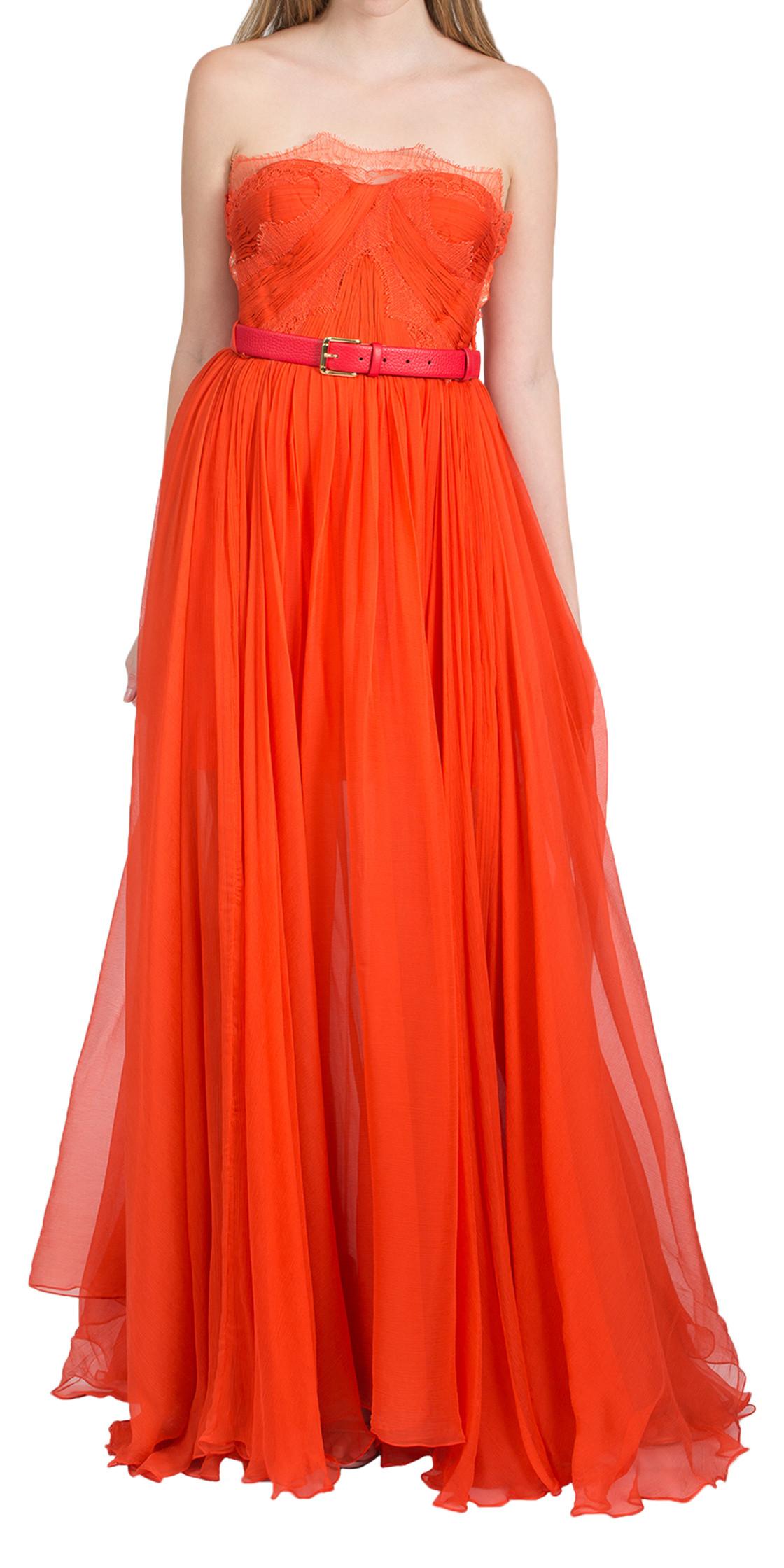Maria Lucia Hohan Matte Mousseline Dress