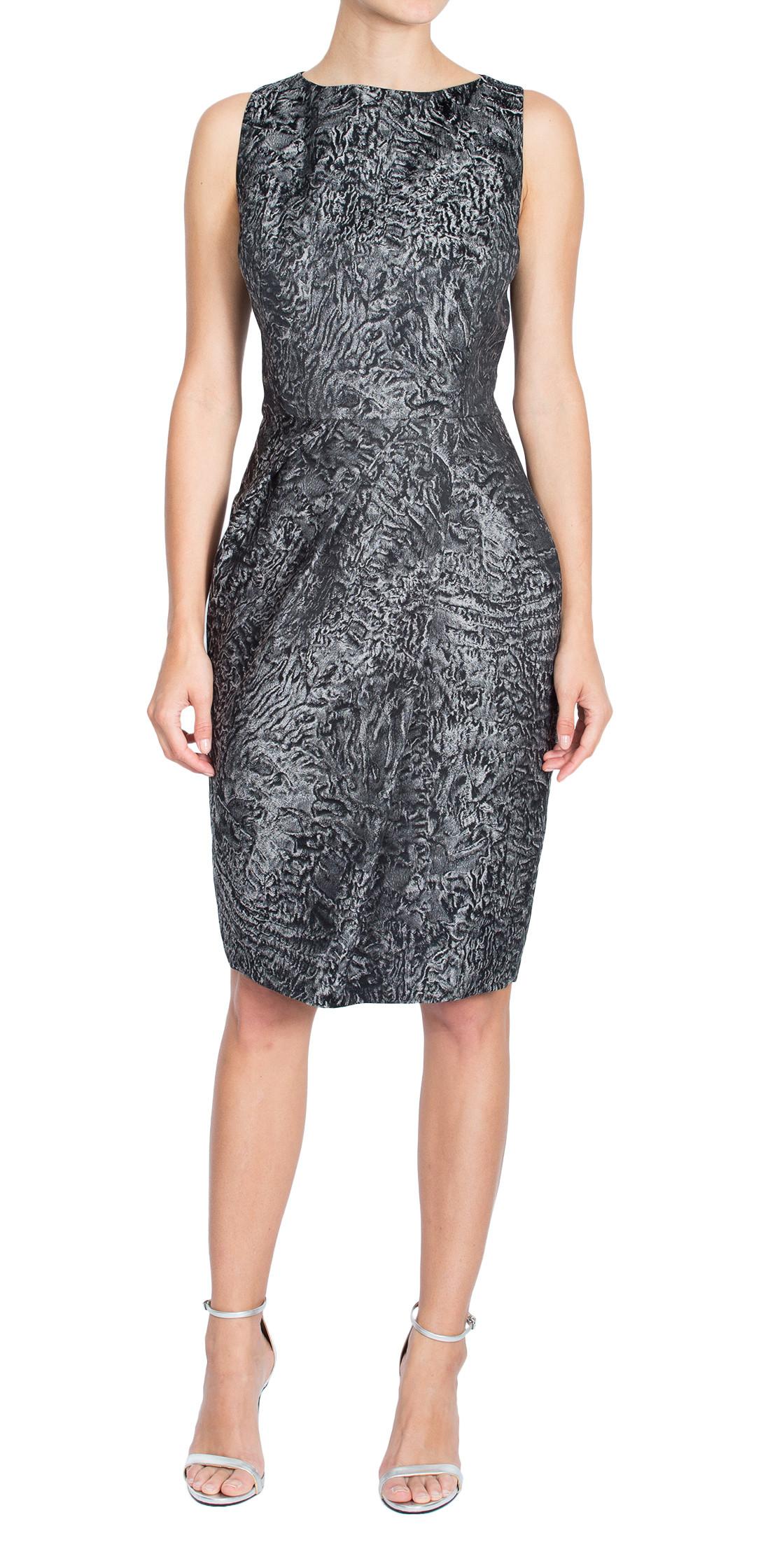 Michael Kors Printed Pencil Dress