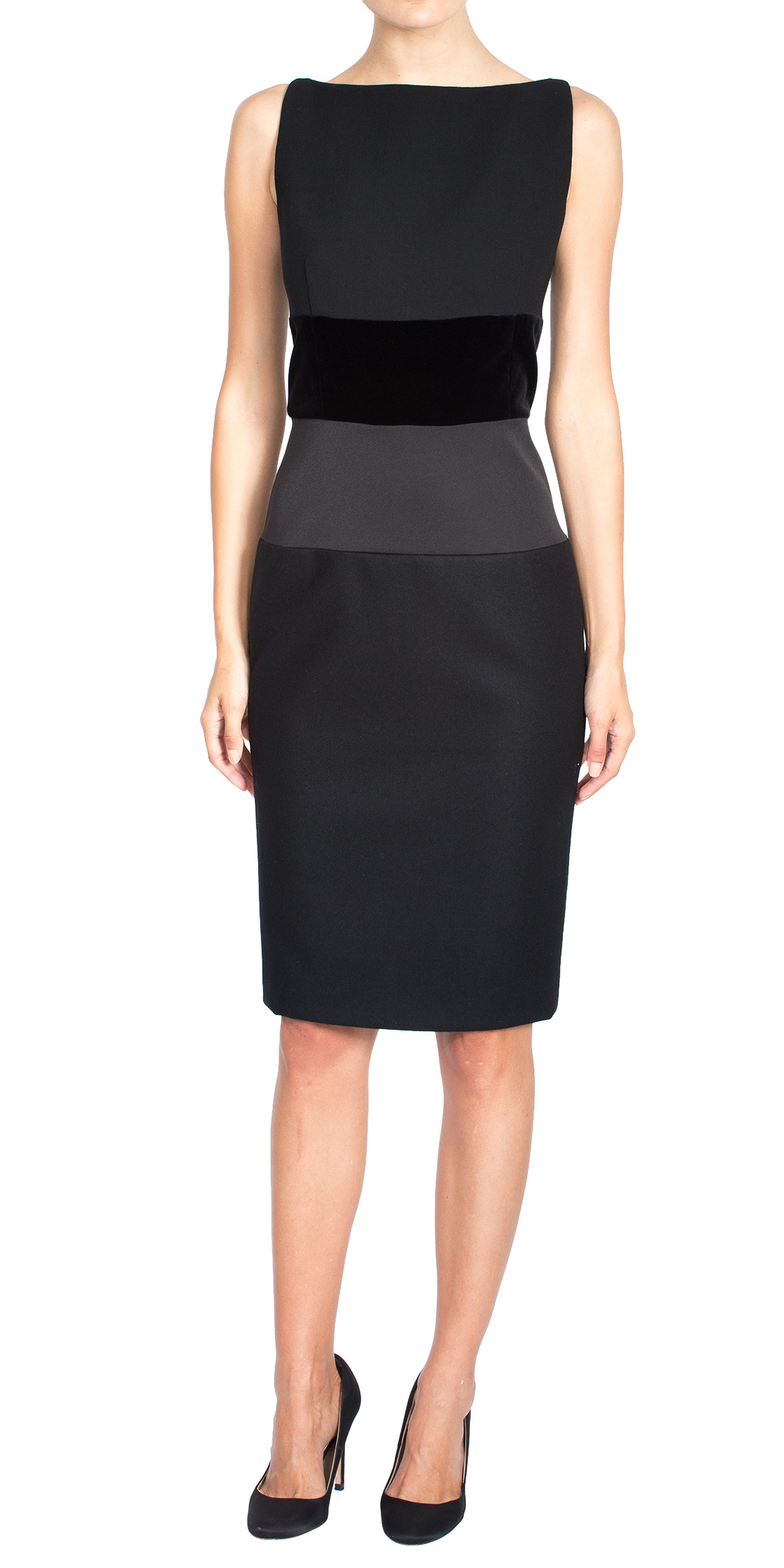 Prada Sleeveless Pencil Dress