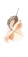 Marilena Romeo Millinery Raffia Basket Hat