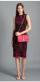 Alexander McQueen Sleeveless Pencil Dress