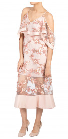 Alice McCALL Off the Shoulder Ruffled Dress
