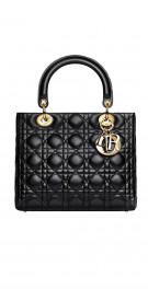 Christian Dior Quilted Shoulder Bag