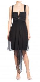 Gianfranco Ferre Bandage Silk Dress