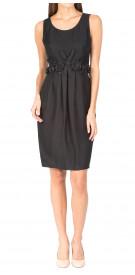 Moschino Sleeveless Embellished Dress