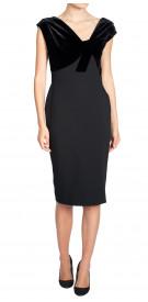 Victoria Beckham Sleeveless Pencil Dress