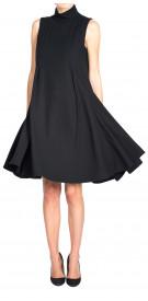 Yves Saint Laurent High-neck Sleeveless Dress