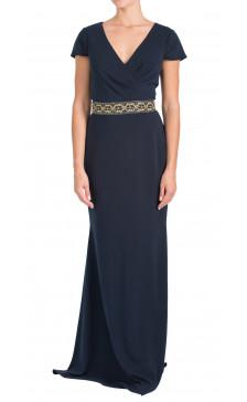 Badgley Mischka Embellished  Dress