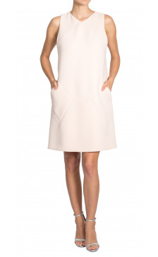 Balenciaga Sleeveless Mini Dress