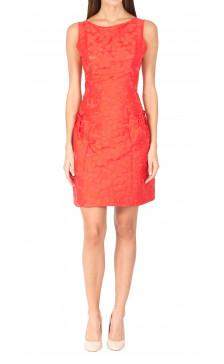 Carolina Herrera Sleeveless Mini Dress