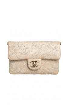 Chanel Embellished Cross Body Bag