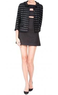 Chanel Two-tone Blazer