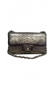 Chanel Textured Cross Body Bag