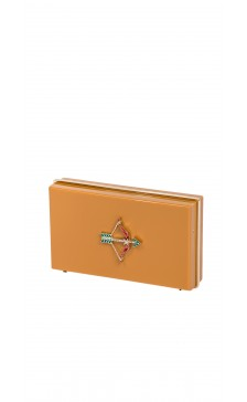Charlotte Olympia Box Clutch