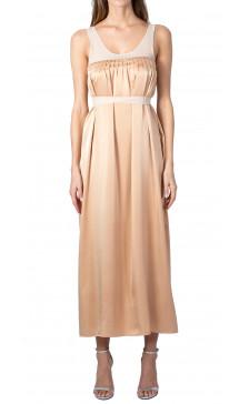 Dulce by Safiya Emmy Sleeveless Gown
