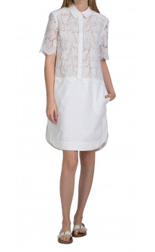 Erdem Lace Mini Dress