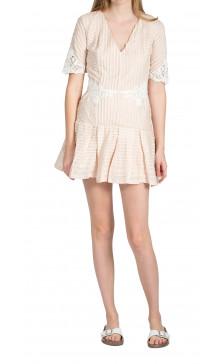 Free People Ma Cherie Mini Dress
