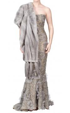 Denimaxx Couture Fur Stole