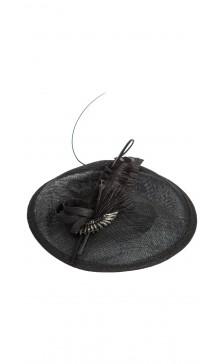 Georgia + Romeo  Structured Hat