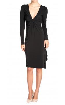 Gucci Draped Jersey Dress