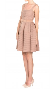 Lanvin Mesh  A-line Dress