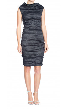 Lanvin Sleeveless Jersey Dress
