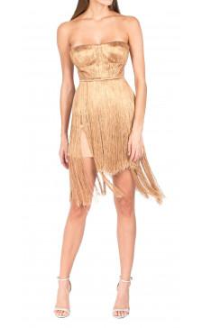 Maria Lucia Hohan Tassel Dress