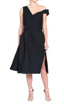 Toni Maticevski Sleeveless Asymmetric Dress