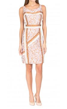 Prada Printed Sleeveless Dress