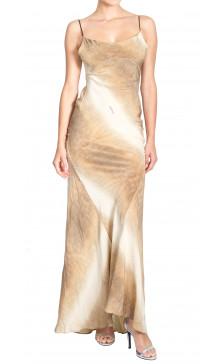 Roberto Cavalli Sleeveless Maxi Dress