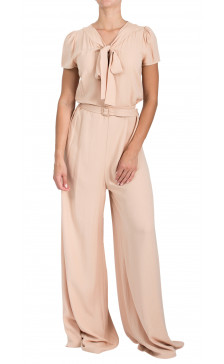 Stella Mccartney Belted Jumpsuit