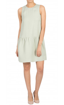 Valentino Sleeveless Mini Dress