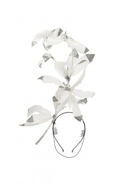 Vivienne Morgan Millinery Feathers Headpiece
