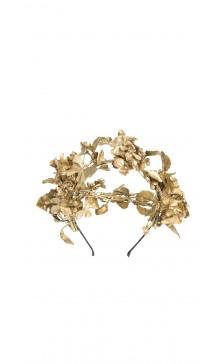 Vivienne Morgan Millinery Floral & Butterflies Crown