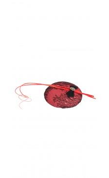Vivienne Morgan Millinery Quills Brooch Embellished Hat