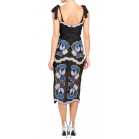 Alice McCall Printed Sheer Dress