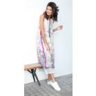 Missoni Sleeveless Printed Midi Dress